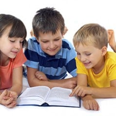 Energía y Memoria para los niños en el colegio