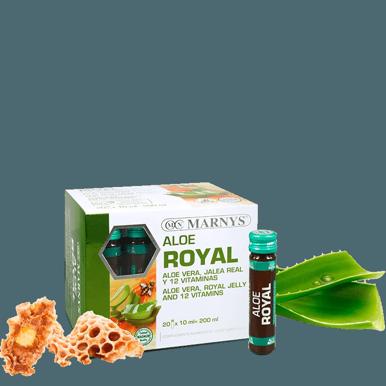 MNV642 - Aloe Royal
