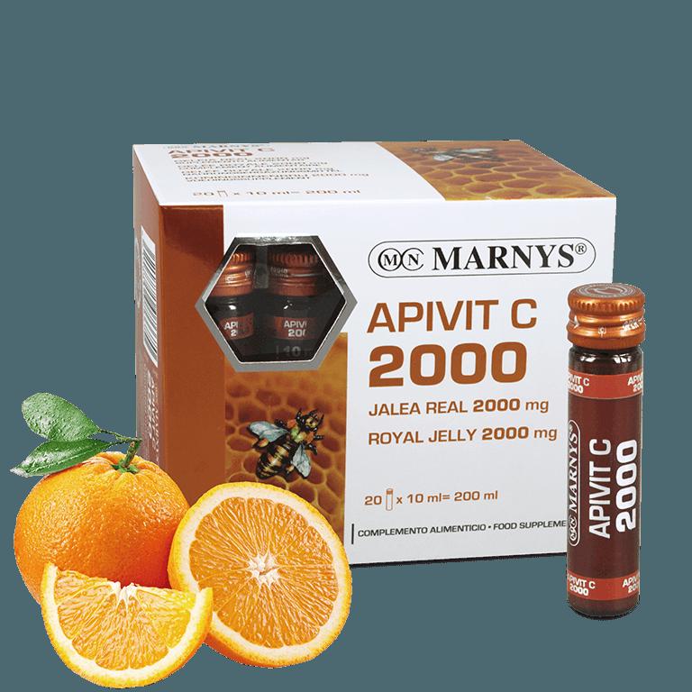 MNV127 - Apivit C Plus 2000 mg
