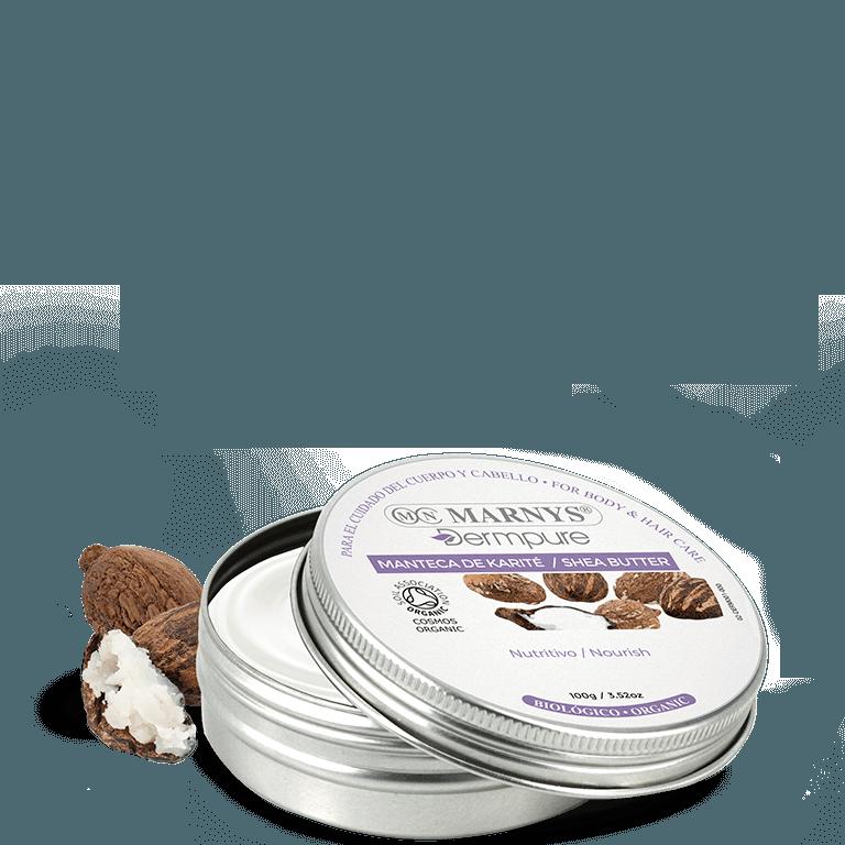 DERM001 - Pure organic shea butter