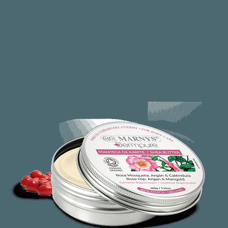 DERM002 - Rosehip, argan and marigold shea butter