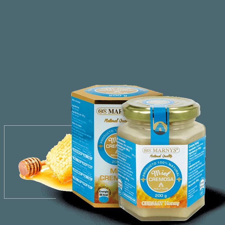 MN647 - Creamy honey