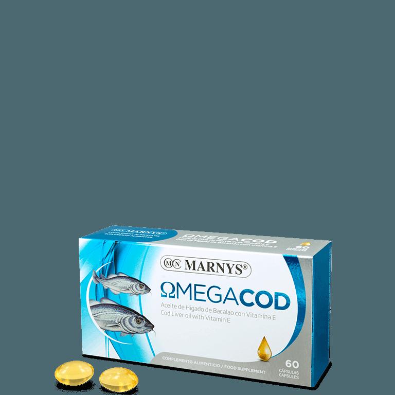 MN425 - Omegacod Cod Liver Oil
