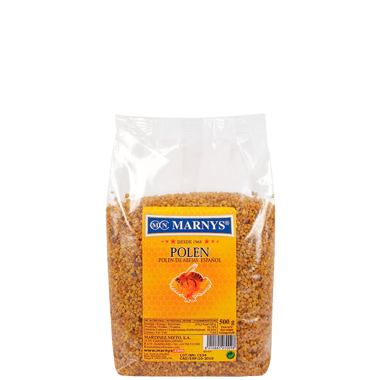 MN603 - Granulated Bee Pollen 500 g