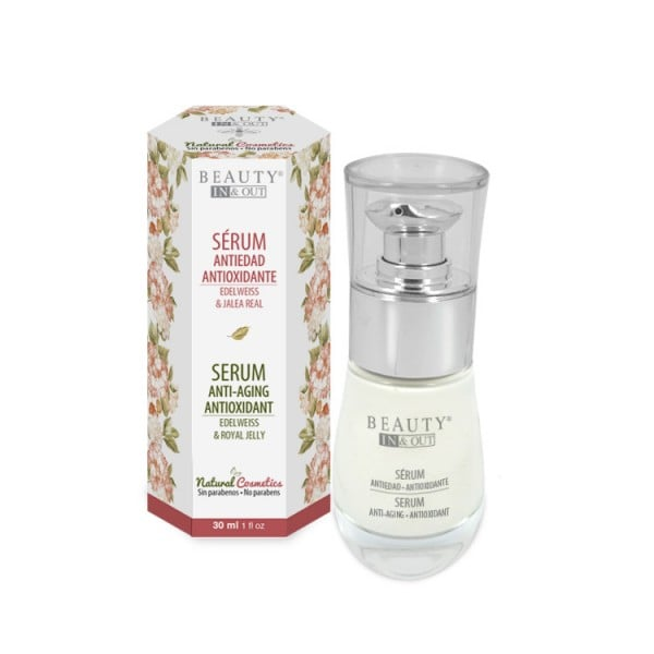 INOUT001 Anti-aging Antioxidant Serum Beauty In&Out