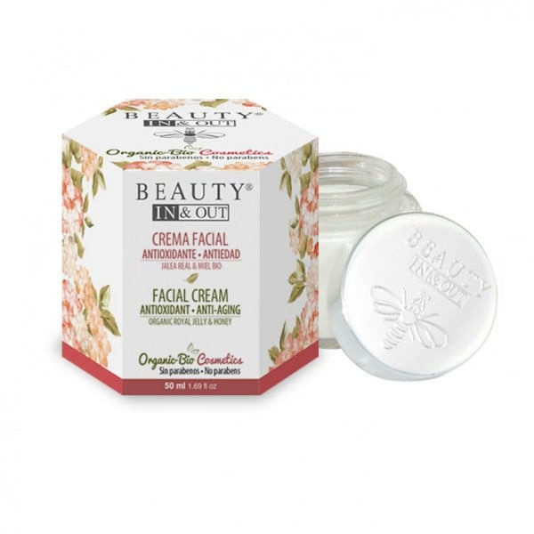 INOUT003 Antioxidant Anti-aging Facial Cream Beauty In&Out