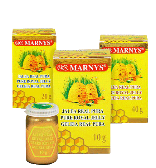 MN102-G - Pure Royal Jelly
